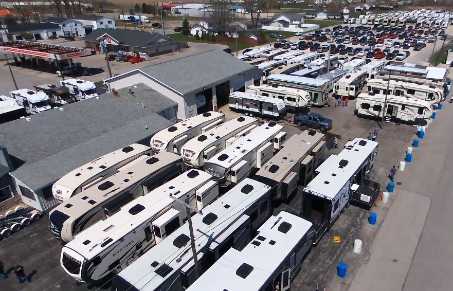 Ohio Rv Dealers >> Rv Dealer In Clyde Ohio Town Country Rv Center